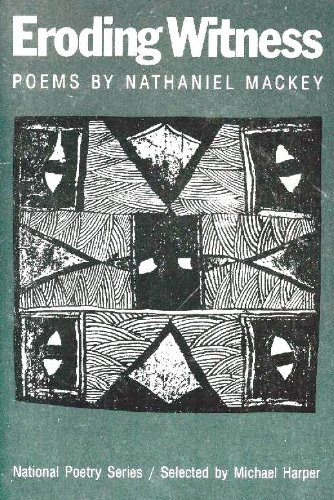 ERODING WITNESS (National Poetry Series) by University of Illinois Press