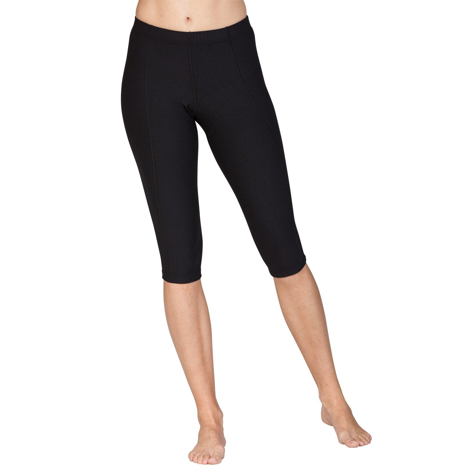 Terry Cycling Knickers For Women - One Of Our Most Popular Black Bike Bottoms For All-Season Riding - Black - Small by Terry