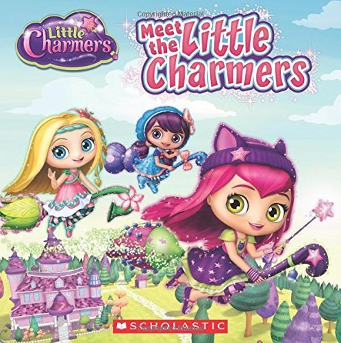 Meet the Little Charmers (Little Charmers) by Jenne Simon (2015-12-29)]()
