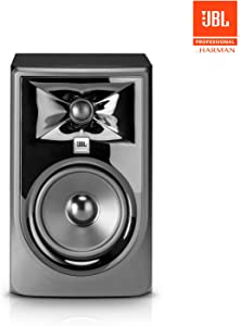 "JBL Professional 305P MkII Next-Generation 5"" 2-Way Powered Studio Monitor (305PMKII)"
