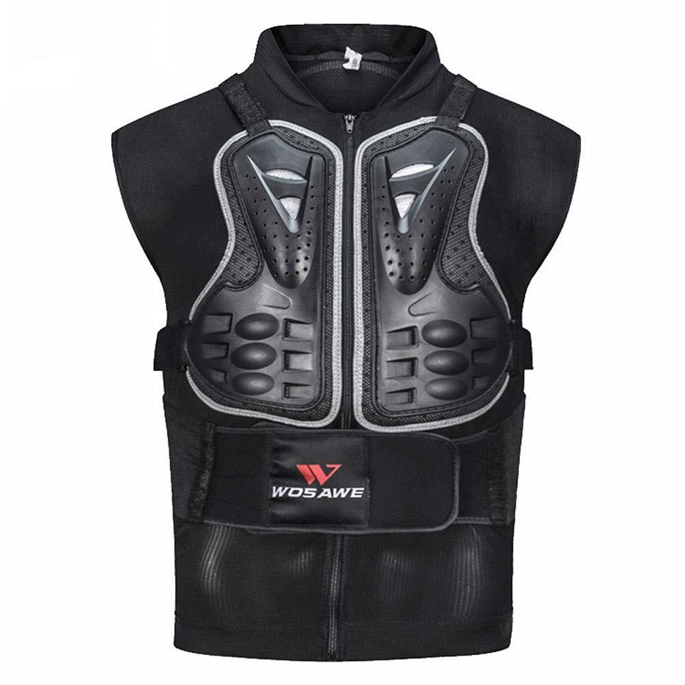 WLEI Motocross Mountainbike Skating Snowboard Gratschutz Guardian Jacke, geeignet für alle Arten von Outdoor-Sportarten,XL