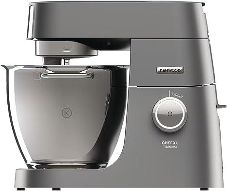 Kenwood Titanium XL KVL8300S - Robot de cocina: Amazon.es: Hogar