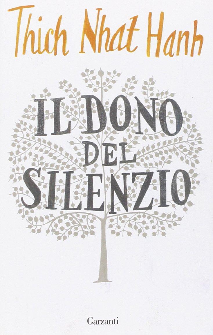 Copertina Libro Il dono del silenzio