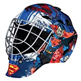 Franklin Sports GFM 1500 Goalie Face Mask, Superman