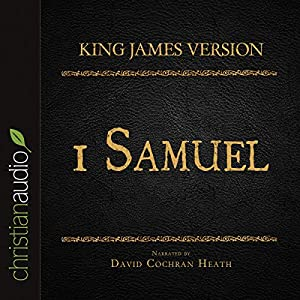 Holy Bible in Audio - King James Version: 1 Samuel Audiobook