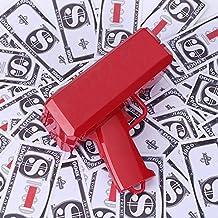 Cash Cannon Money Gun - Make it Rain - Red - SS17