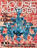 Kitchen Table Decorating Ideas House & Garden October 2006 The Romance of Lighting, 100 Best Chandeliers - Table & Floor Lamps - Showcase Ideas For Your Home