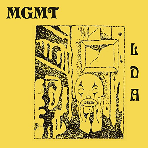 MGMT - Little Dark Age - CD - FLAC - 2018 - FAiNT Download