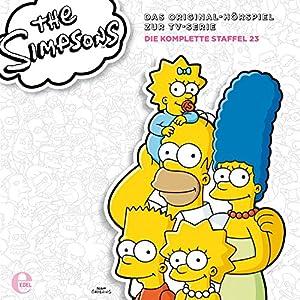 Die Simpsons: Das Original-Hörspiel zur TV-Serie (Die Simpsons komplette Staffel 23) Hörspiel