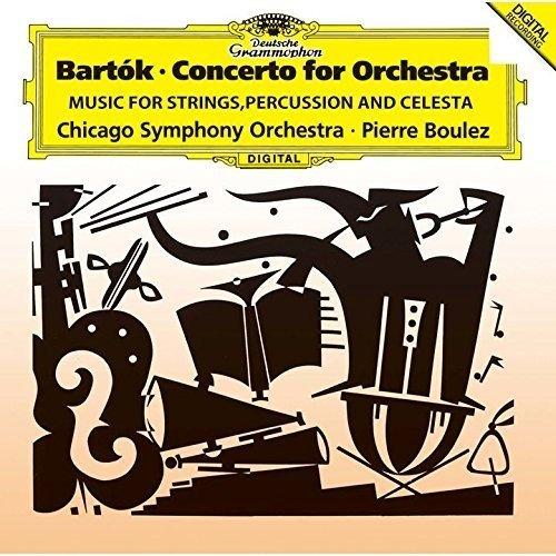 CD : Bartok - Boulez, Pierre - Bartok: Concerto For Orchestra (Super-High Material CD, Japan - Import)