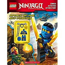 LEGO® Ninjago: Attack of the Sky Pirates (Activity Book with Minifigure)