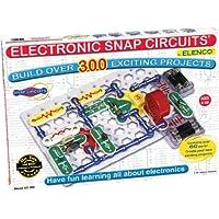 Snap Circuits, Kit de descubrimiento Electronics, Sc-300