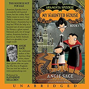 Araminta Spookie, Books 1 & 2 Audiobook