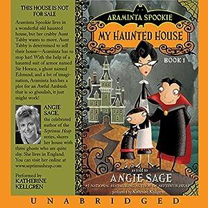 Araminta Spookie, Books 1 & 2 Hörbuch
