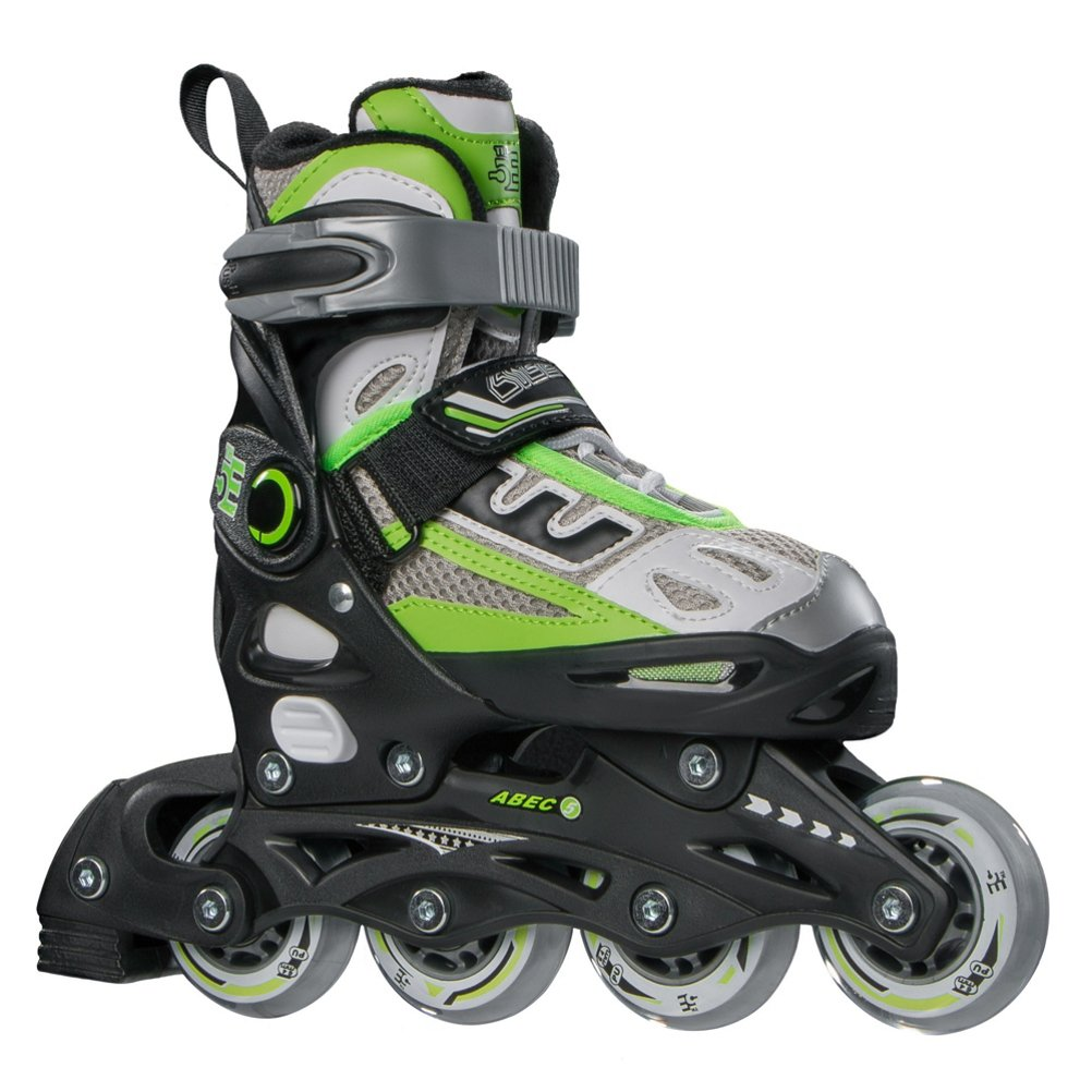 5th Element B2-100 Adjustable Kids Inline Skates 2015 Y12-1