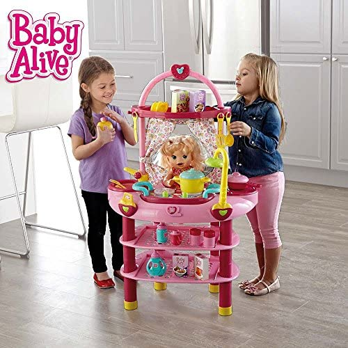 Baby Alive Cook N Care Set N – The Super Cheap