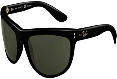 RAY BAN Sunglasses BALORAMA Black Frame