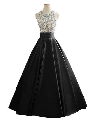 Amazon.com: Dressytailor Women\'s Gorgeous A-line Floor Length Beaded ...