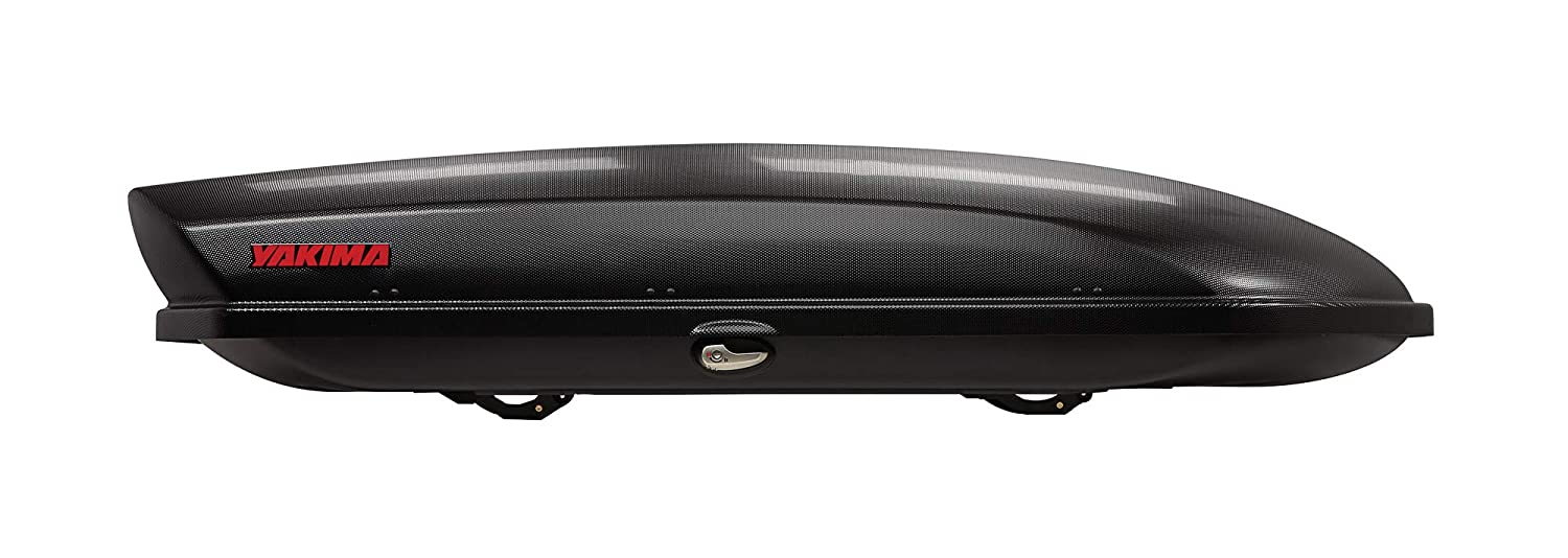 Yakima - SkyBox Aerodynamic Rooftop Cargo Space for Cars, Wagons and SUVs