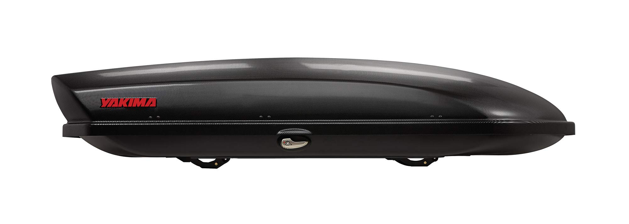 Wagons and SUVs YAKIMA SkyBox Aerodynamic Rooftop Cargo Space for Cars