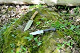 Fiddleback Forge Camp Knife - Mid-Tech Field Knife - 3V Steel