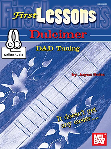 (First Lessons Dulcimer: DAD Tuning)