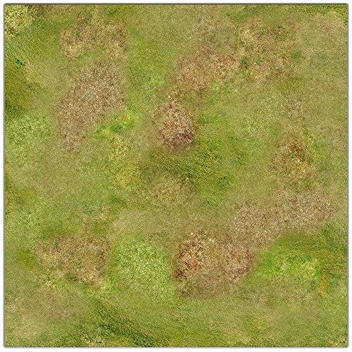Rural Plains Wargaming - 36x36 Inch Tabletop Mat