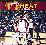 Miami Heat 2019 Calendar