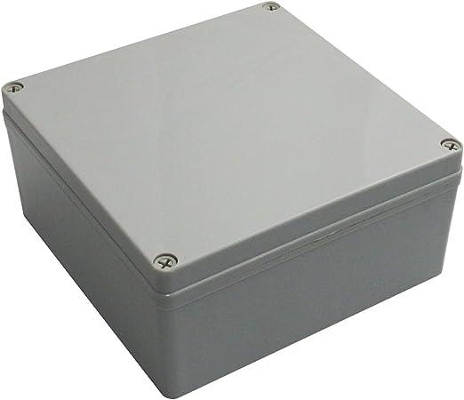 Ogrmar ABS Plastic Dustproof Waterproof IP65 Junction Box Universal Durable E...