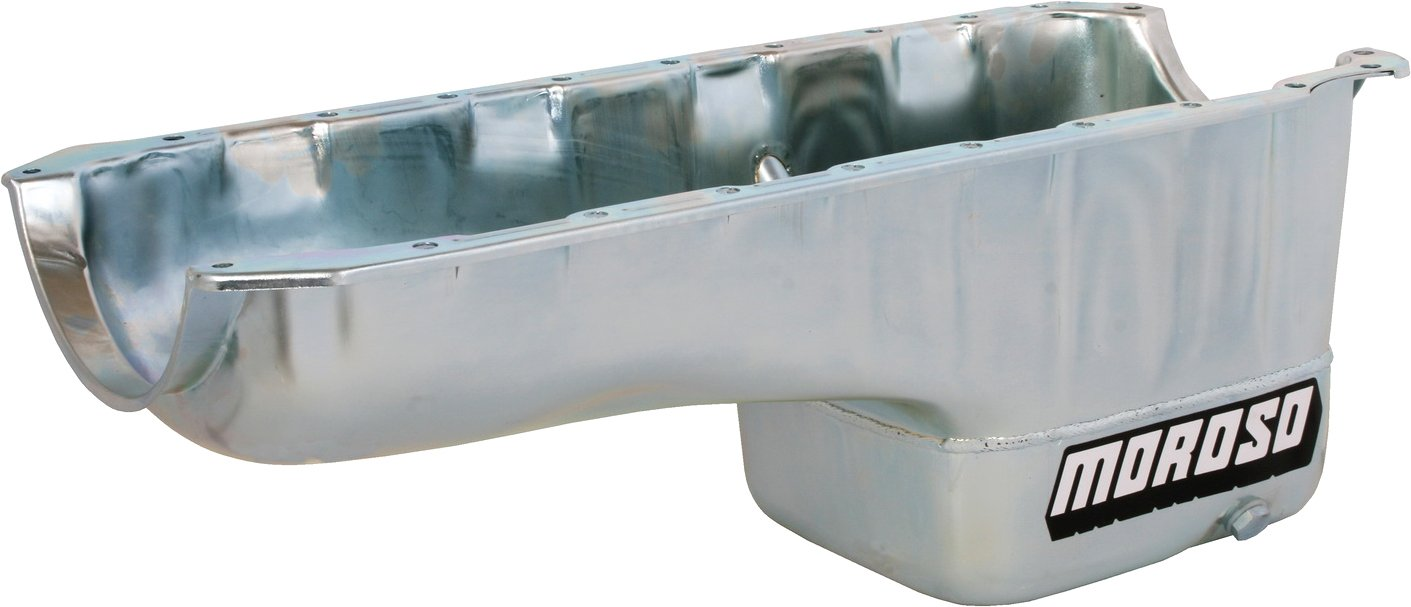 Moroso 20451 9'' Oil Pan for Chevy Big-Block Engines by Moroso
