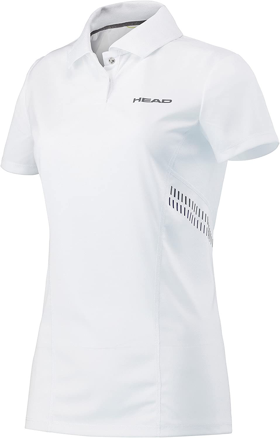 Head Club Technical - Camiseta Tipo Polo para Mujer: Amazon.es ...