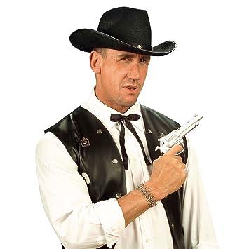 Western Bow Tie Tie Accessory for Wild West Cowboy Fancy Dress Tie