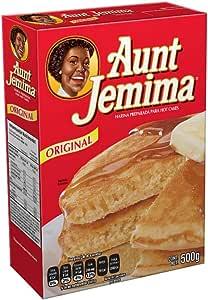 Aunt Jemina, Aunt Jemina, 500 gramos