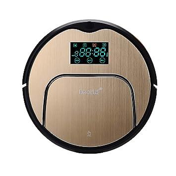 BAIYI Aspirador Inteligente con Robot Aspirador con Robot ...