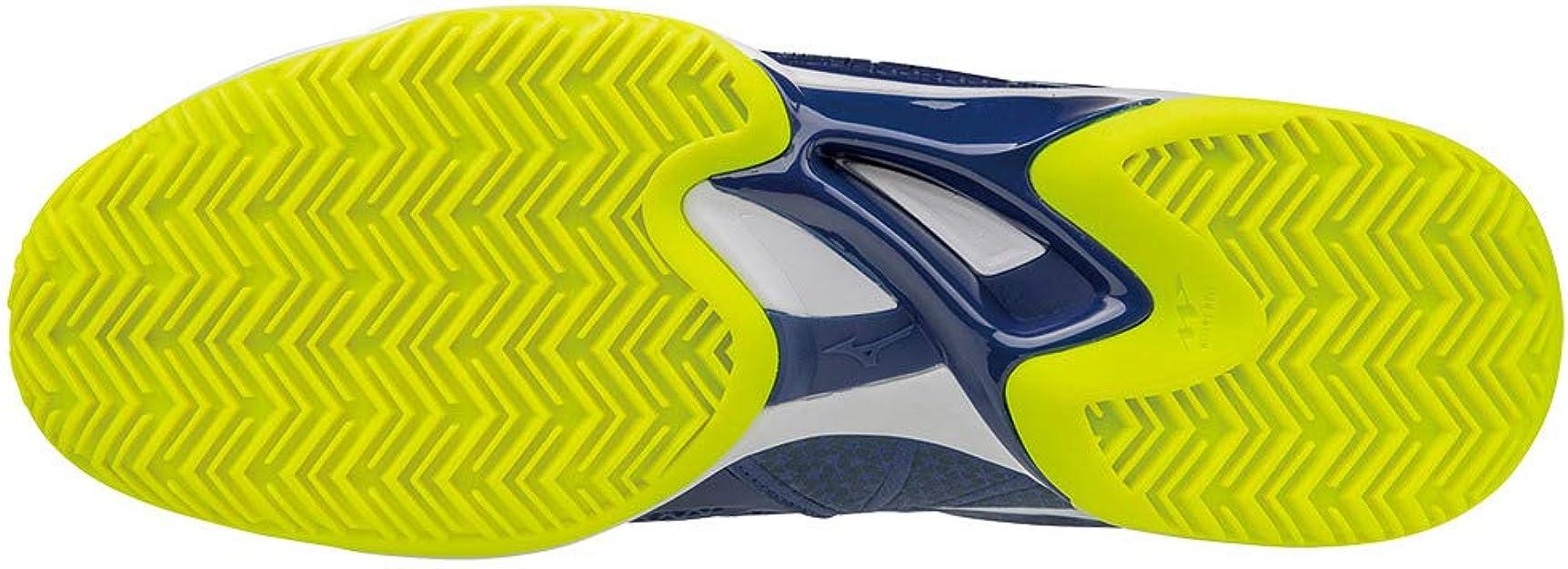 Mizuno Wave Exceed Tour 2 Clay Court Zapatilla De Tenis: Amazon.es ...
