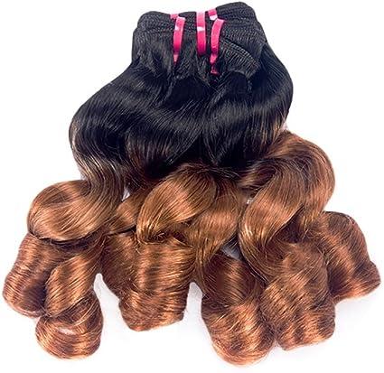 Limin Realmente la cortina de pelo se encrespa el pelo liso 9A ...