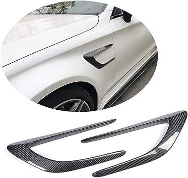 Mercedes-Benz C-Clase C63 AMG Resistente Negro Completo Conjunto Fundas Impermeables