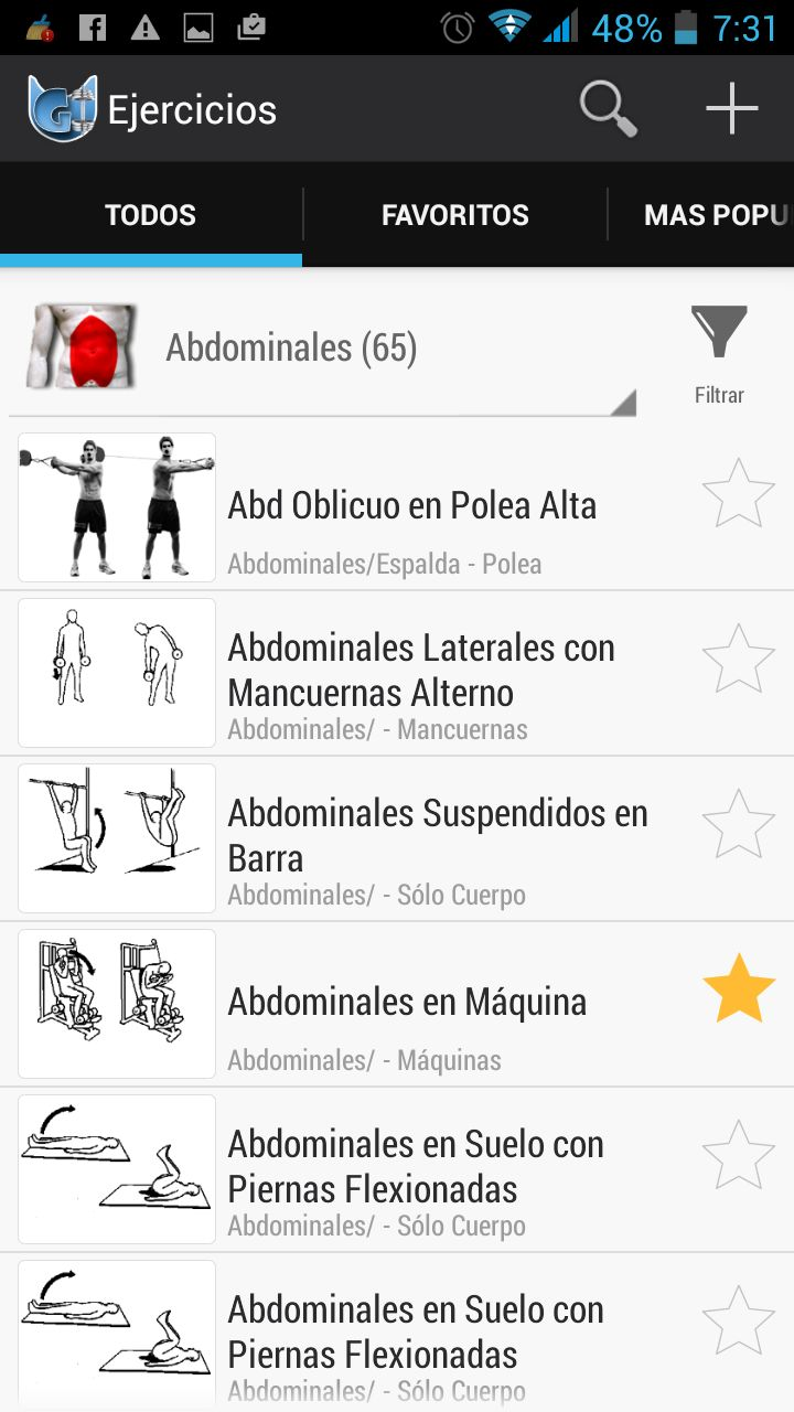 Gymme - Entrenador Personal: Amazon.es: Appstore para Android