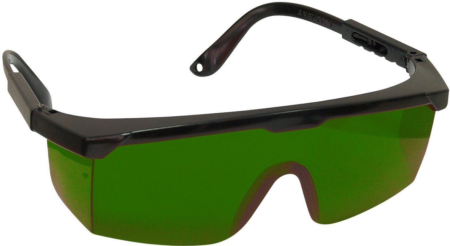 'Umarex Lunettes de vision laser (Vert)'Laser Vision, 1 piè ce, 020.71 A 1pièce 020.71A Laserliner 020.71A