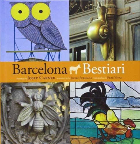 Descargar Libro Barcelona Bestiari Ricard Pla