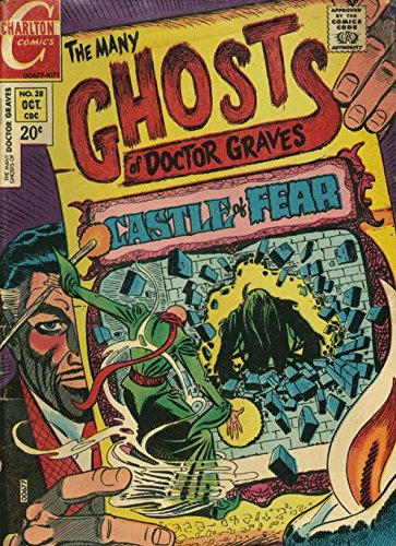 Many Ghosts of Dr. Graves (1967 series) #28