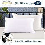 Spasilk 100 Percent Pure Silk Facial Beauty Pillowcase