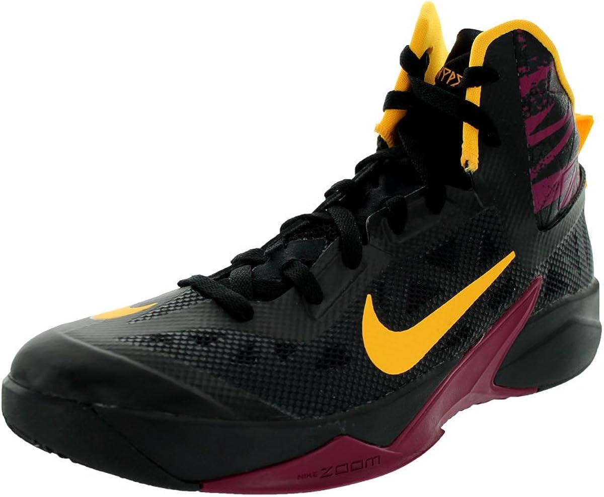 Nike Men's Zoom Hyperfuse 2013 Black