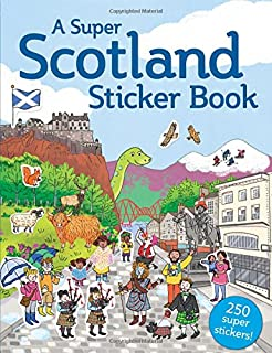Image result for scotland sticker book