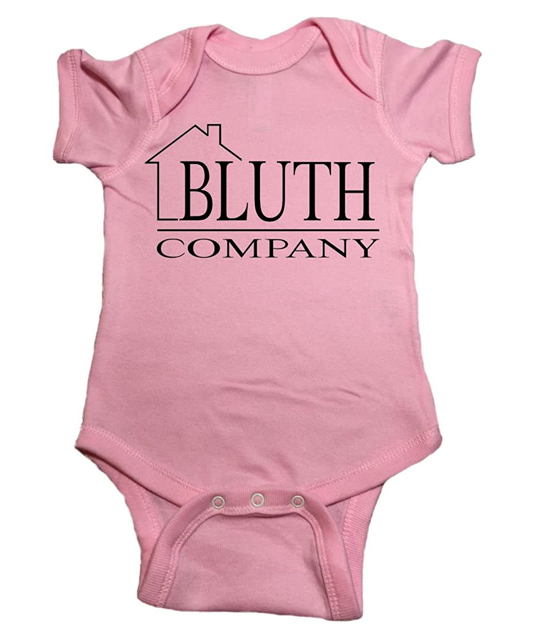 NorthStarTees Arrested Development Baby One Piece Bluth Company Bodysuit