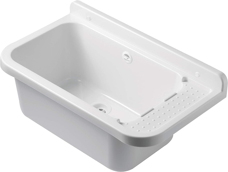 Negrari - 2060 de la pared de lavado pilozzo, resina de pp, 60 x 34 cm