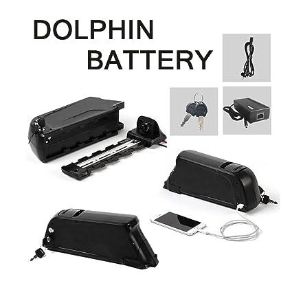 Amazon.com: Kit de baterías Ebike, 36 V, 11 AH, batería de ...