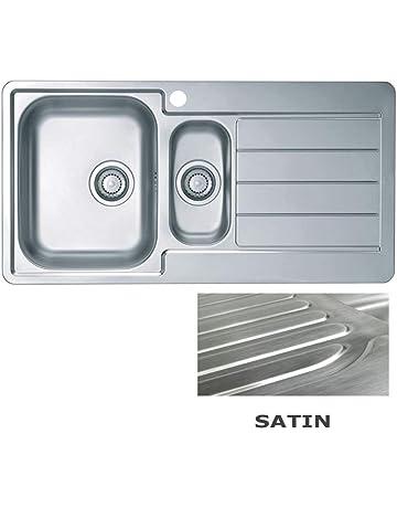 Amazon.it: Lavello a una vasca e mezzo: Fai da te
