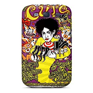 Durable Hard Cell-phone Cases For Samsung Galaxy S3 With Provide Private Custom Trendy U2 Skin AnnaDubois
