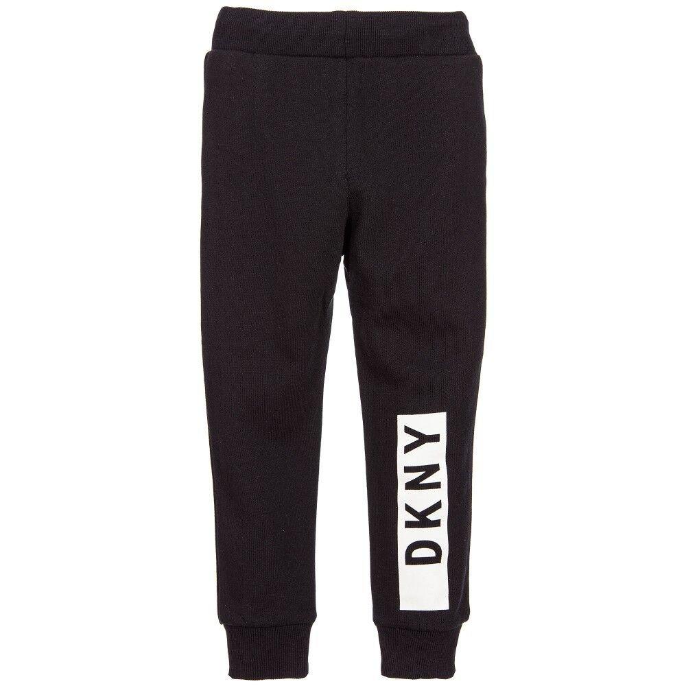 DKNY Black Joggers